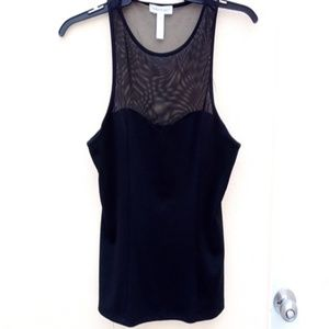 Modcloth black top